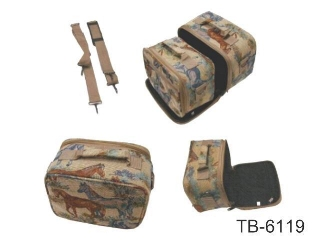 SET OF TWO COSMETIC CASES
