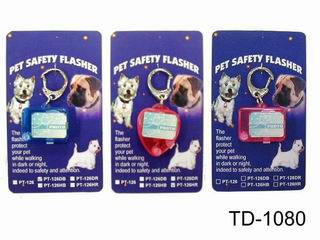 PET SAFETY FLASHER