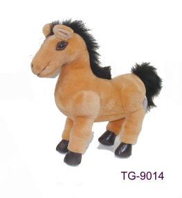 STUFFED HORSE