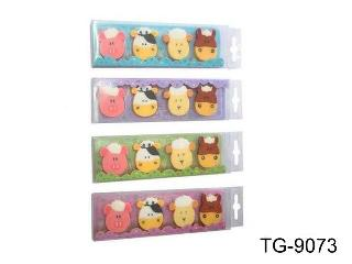 4PCS ERASER SET