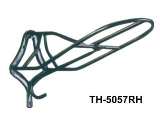 SADDLE RACK , HOOF STYLE BASE