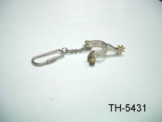 SHOW SPUR KEY CHAIN