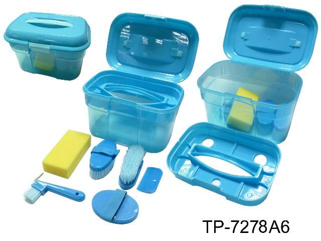 PLASTIC GROOMING BOX